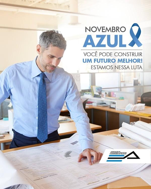 novembro azul aeaav